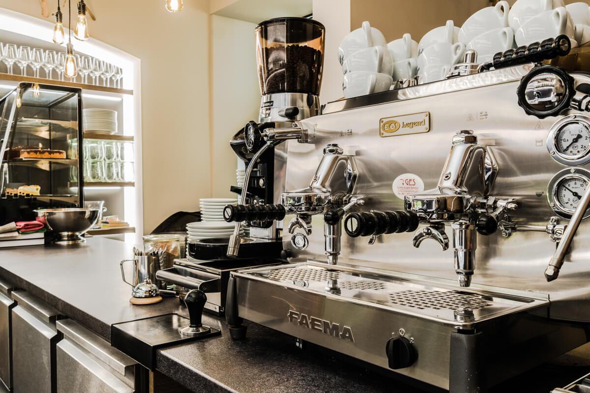 Main Mäuerle Kaffeemaschine
