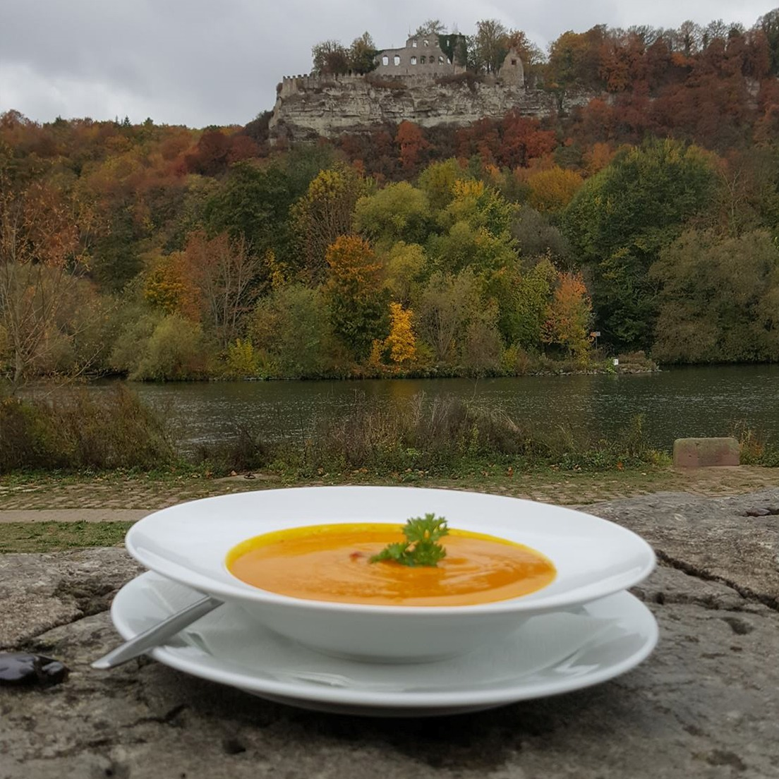 Main Mäuerle Suppe