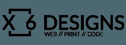 X-06 Designs Logo