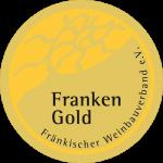 Franken Gold Medaille